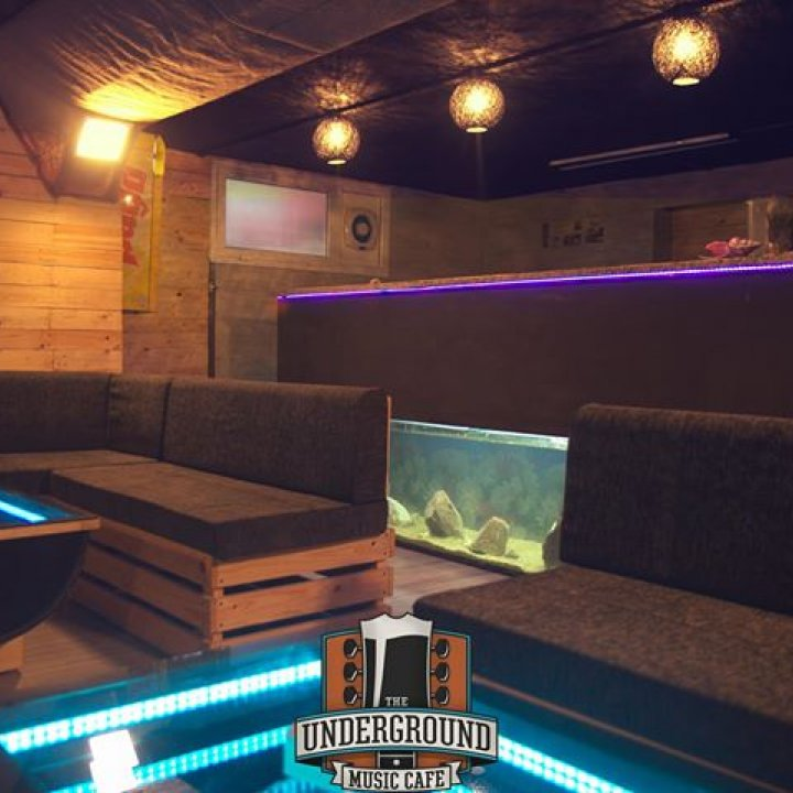 The Underground's Cafe