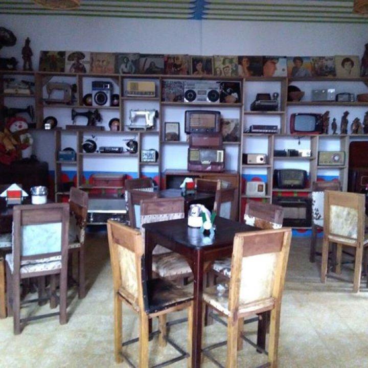 La Ruana Café Tertulia Circasia
