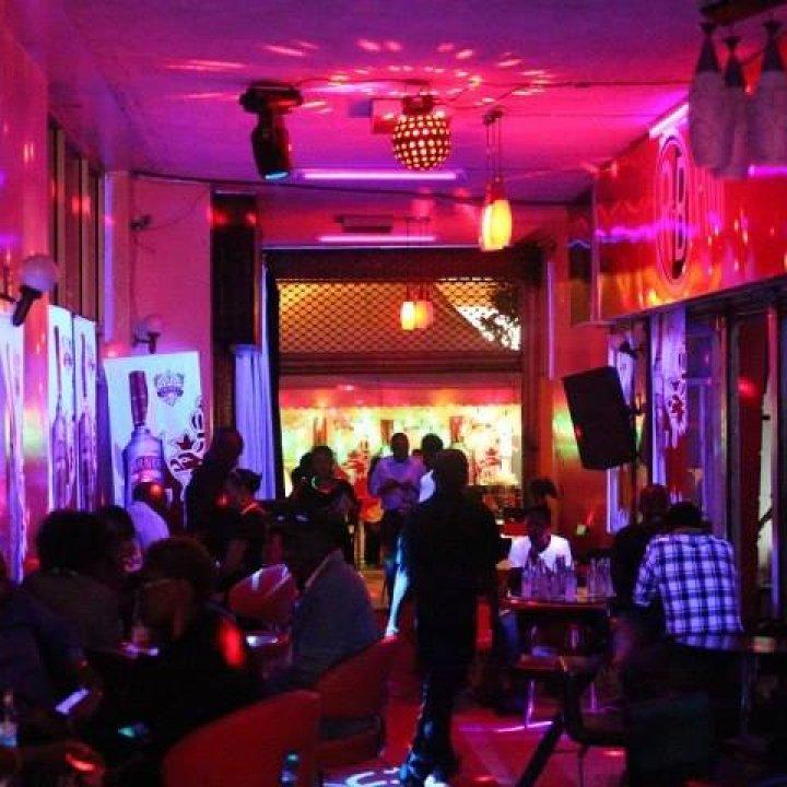Club R&B and Lounge Westlands