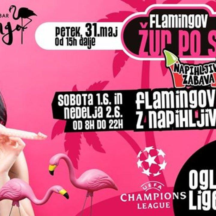Beach & Lounge Bar Flamingo