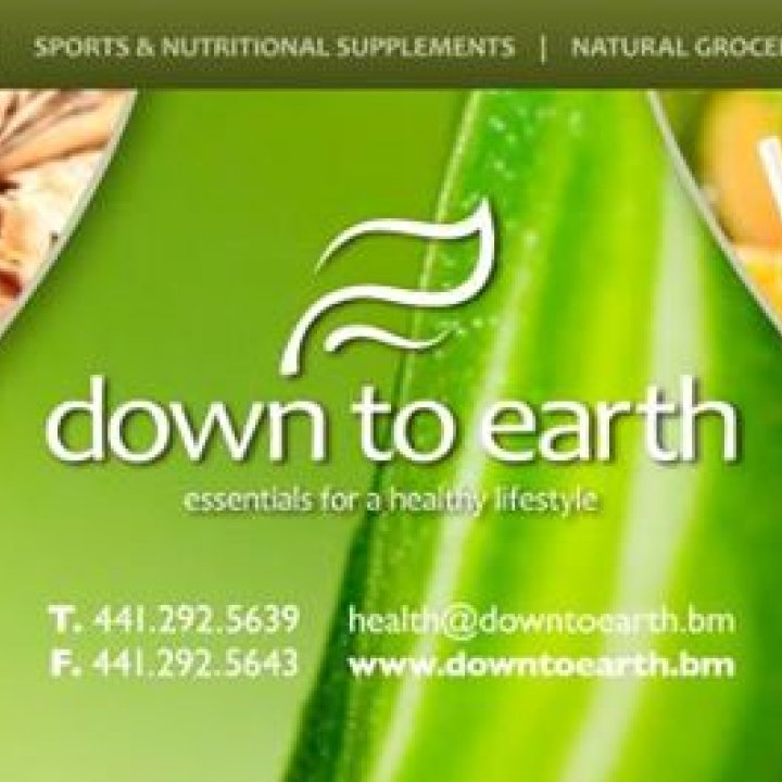 Down To Earth Health Food
