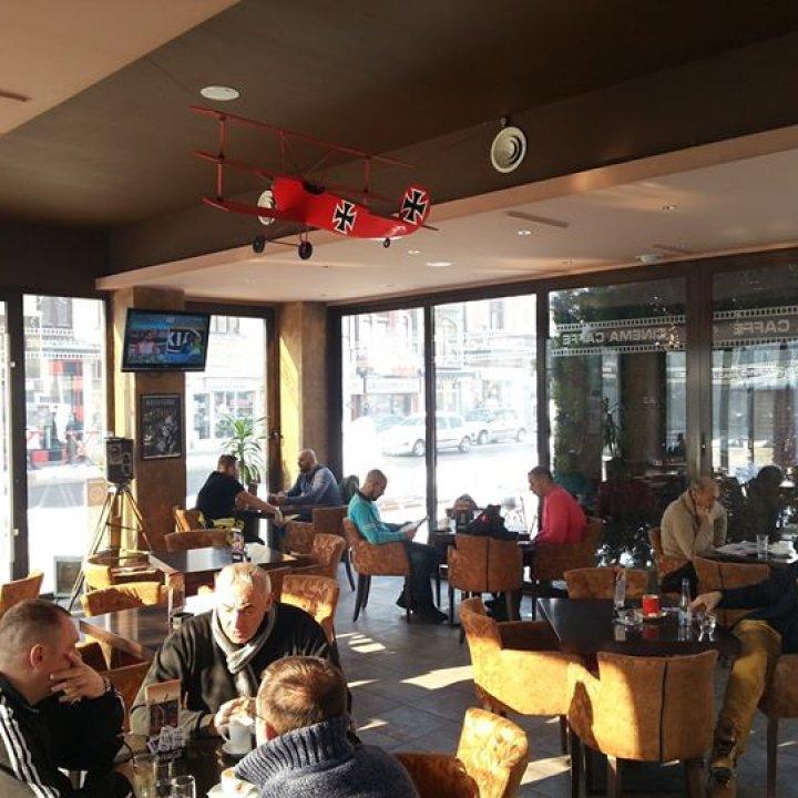 Cinema caffe