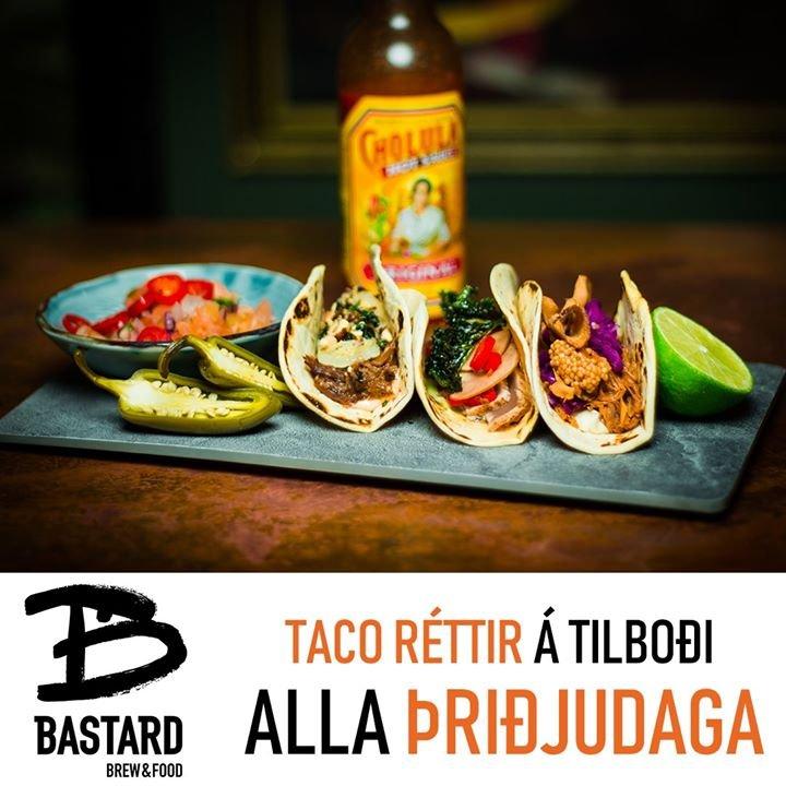 Bastard Brew & Food Reykjavík