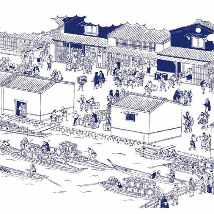 酒の町 新川 今田商店