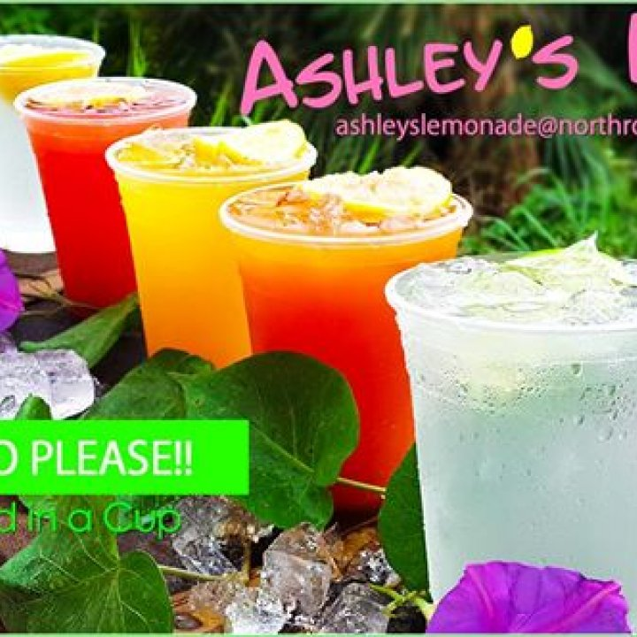 Ashley's Lemonade Stand