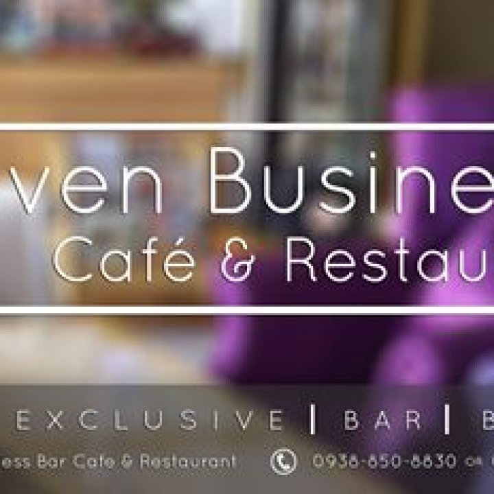 Seven Business Bar Cafe and Restaurant