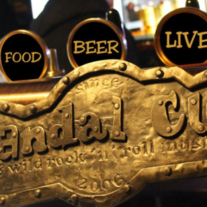 Randal Club - live&wild rock'n'roll music club