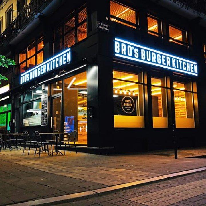 Bro's Burger & kitchen
