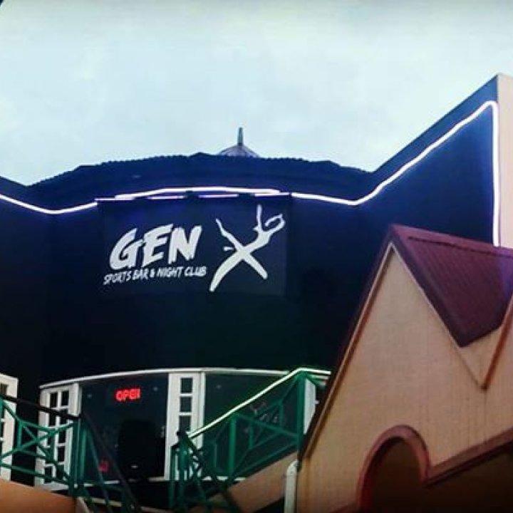 Gen - X Sports Bar & Night Club