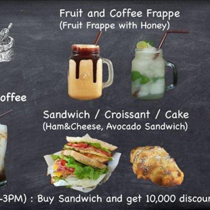 Offbeat Coffee and Ice cream