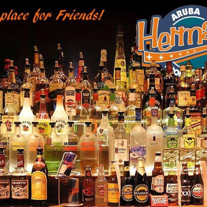Herman's Sport Bar & Grill ARUBA