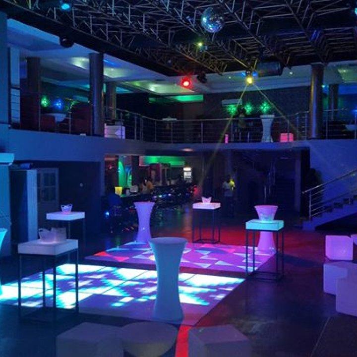 Titanium Night  Club Lekki