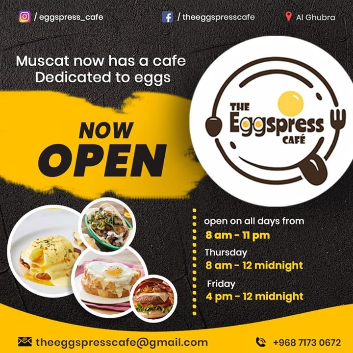 The Eggspress Cafe