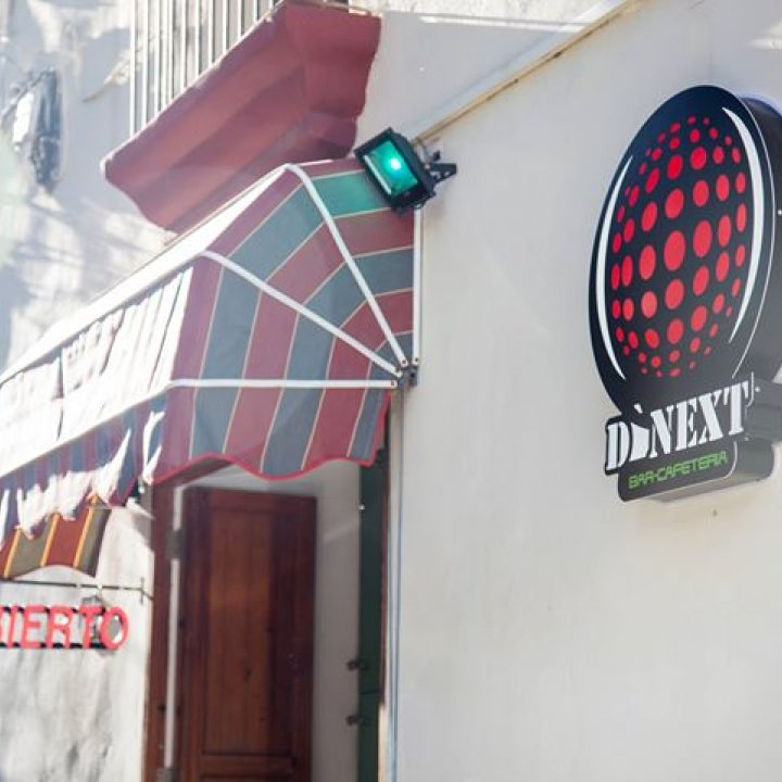 DNext Bar Cafetería