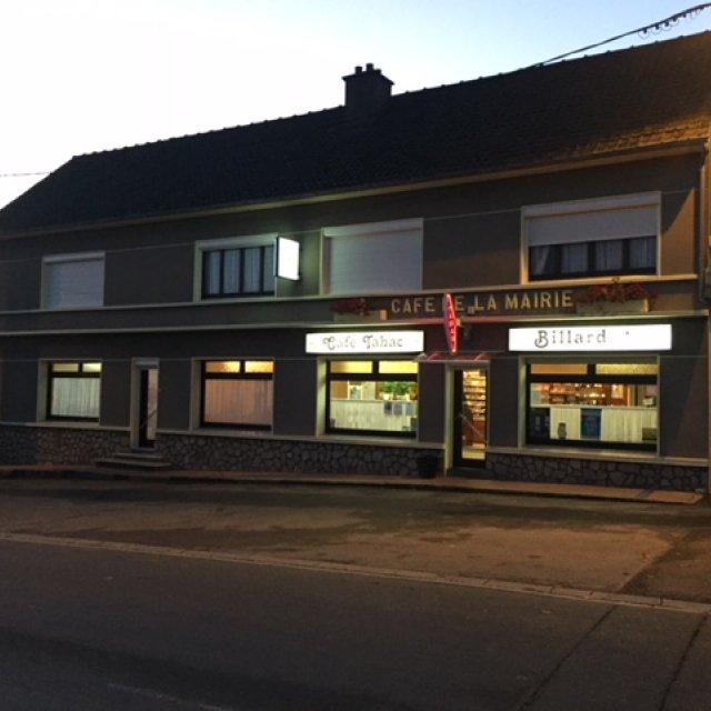 Le Chaudron Licquois-Café de la Mairie