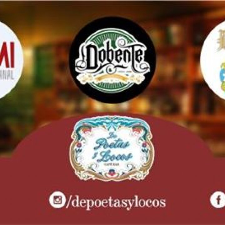 De Poetas y Locos - Café Bar