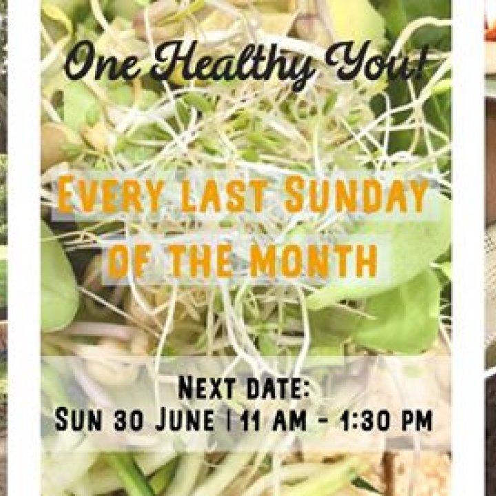 One Happy Bowl - Healthy Food Café