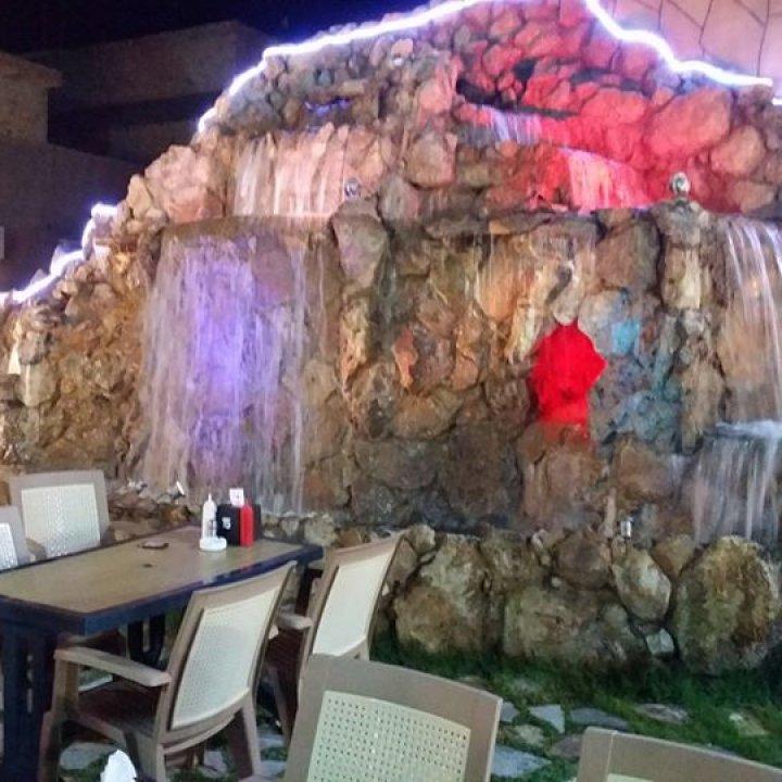 مطعم وشلالات سيسبان في كربلاء المقدسة