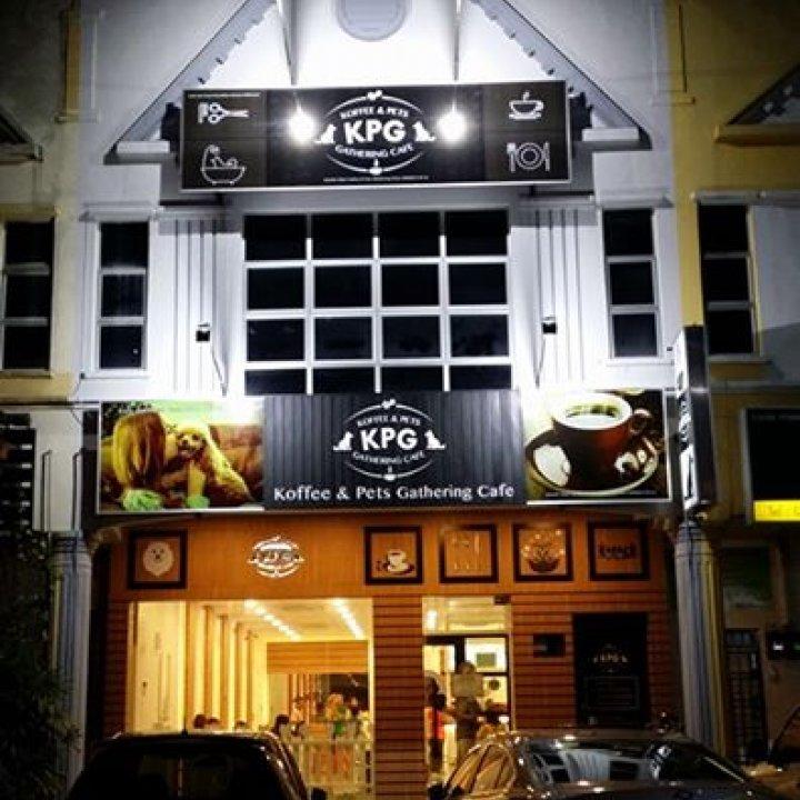 KPG Koffee & Pets Gathering Cafe
