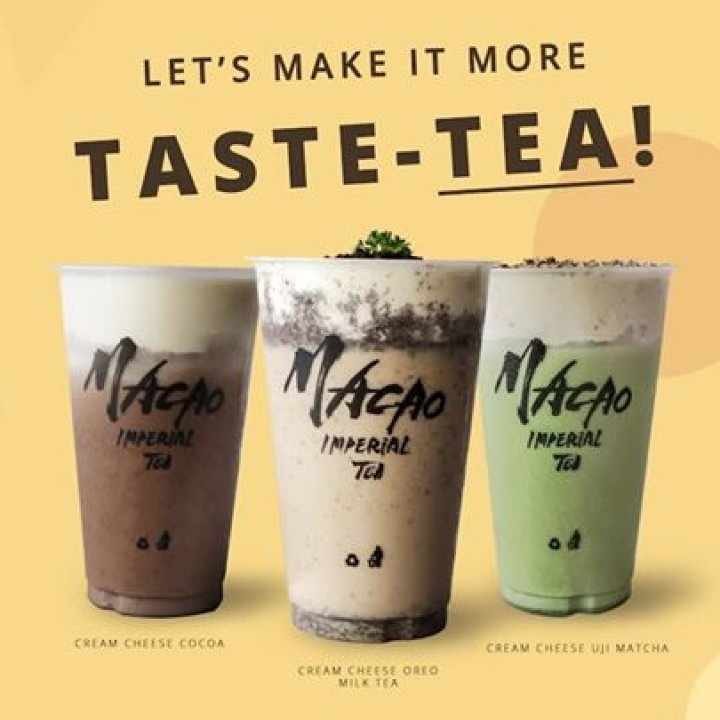 Macao Imperial Tea - SM Lanang Premier