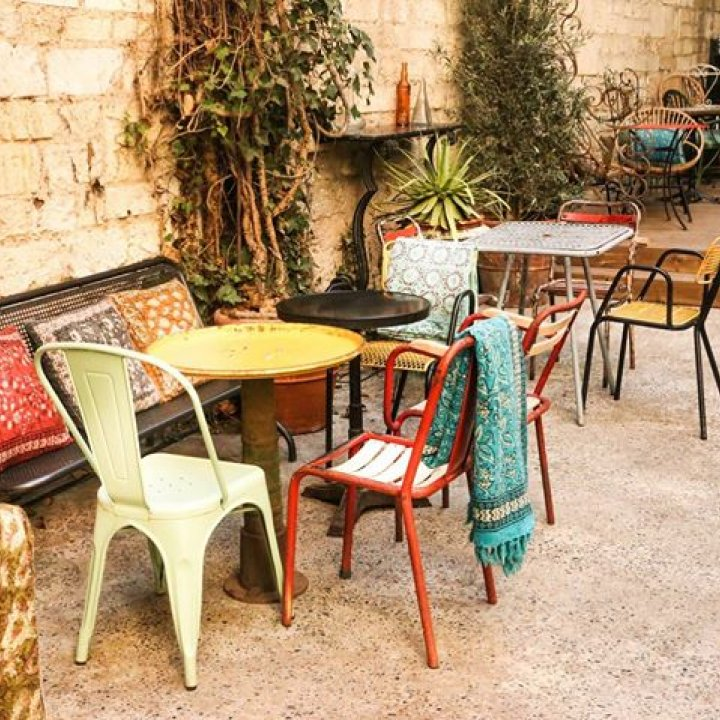 Frida - Restaurant, Bars, Jardin