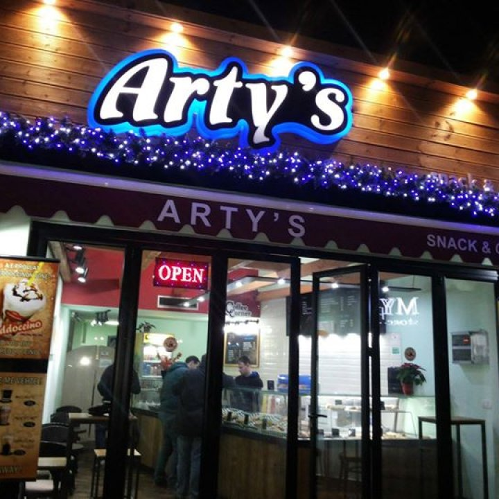 Arty's Snack & Coffee